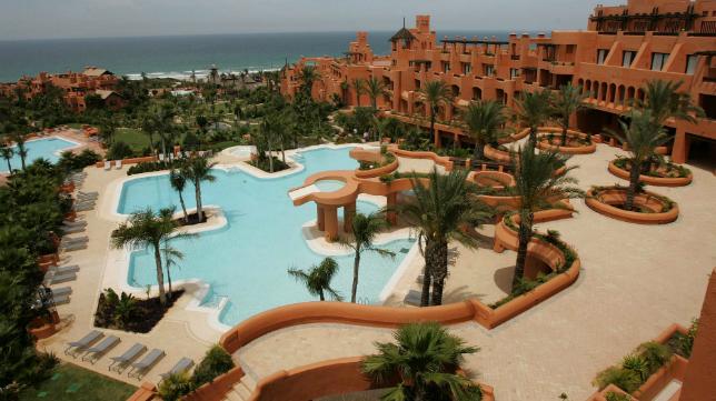 El Cádiz CF se hospedará en este hotel de Chiclana