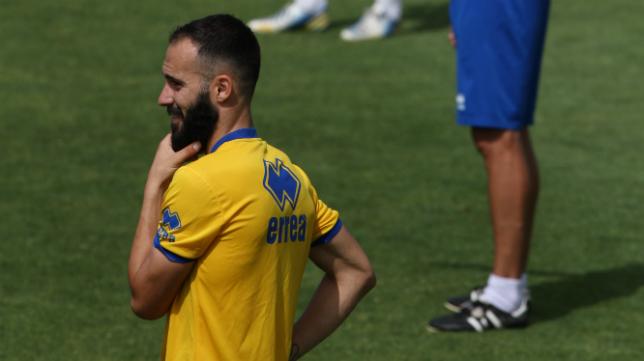 Andrés Sánchez ya está recuperado de su lesión