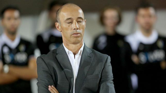El Fuenlabrada de Antonio Calderón jugará ante el Real Madrid.