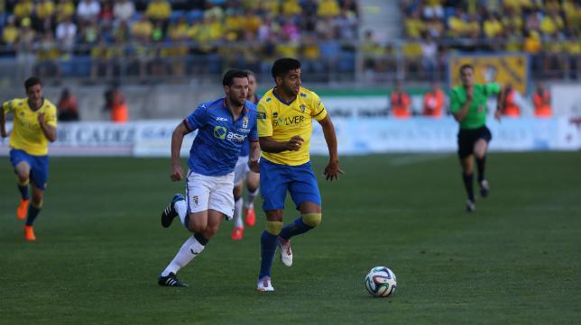 El Cádiz CF-Oviedo en Carranza también lo retransmitió la cadena privada.