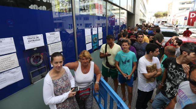 La campaña de abonados se presentará este jueves en Carranza.