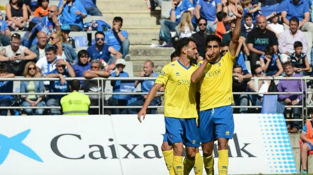 Jona ha pedido perdón a la afición del Cádiz CF a través de 'Twitter'