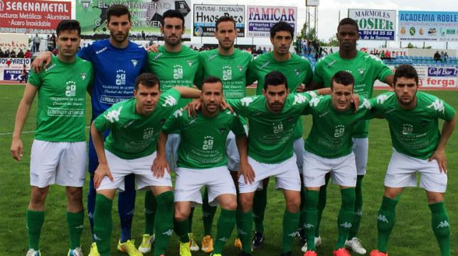 El Villanovense jugará en el Carranza uno de los partidos más importantes de su historia