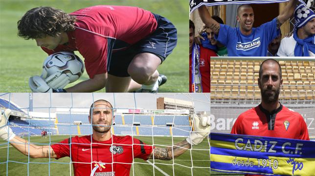 Aulestia ha vestido las camisetas de Cádiz, Oviedo, Hércules y Bilbao Athletic.