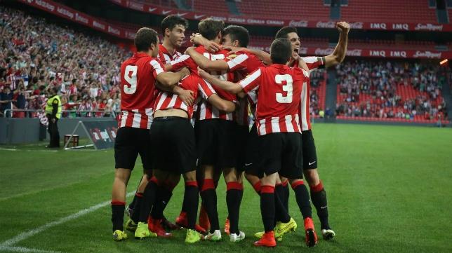 El Bilbao Athletic ha logrado excelentes resultados como local esta temporada