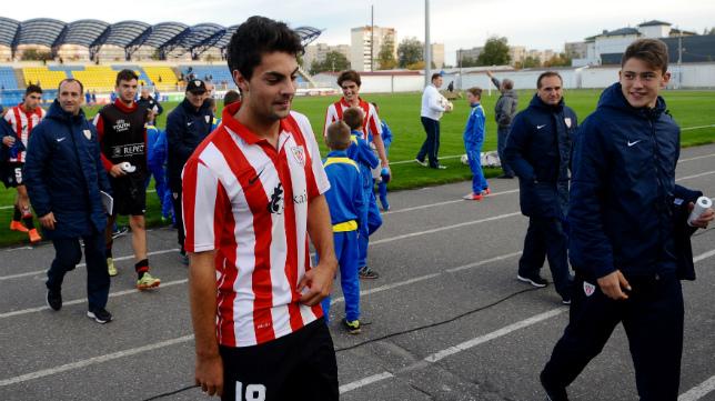 Asier Villalibre jugará contra el Cádiz CF tras aprobar selectividad.
