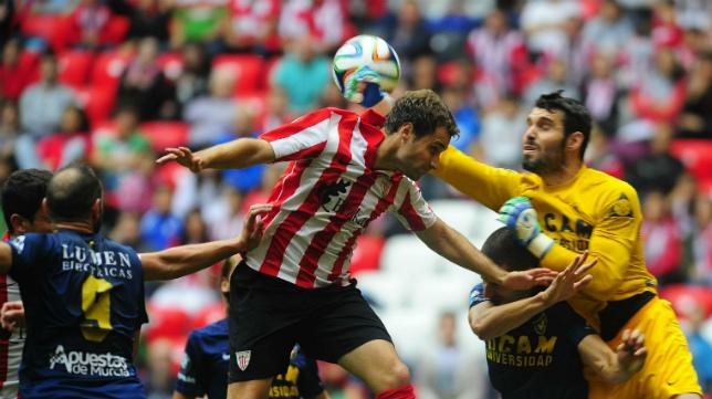 El Bilbao Athletic teme la temperatura de Cádiz