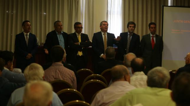 La última junta de accionistas se celebró en un hotel del Paseo Marítimo.