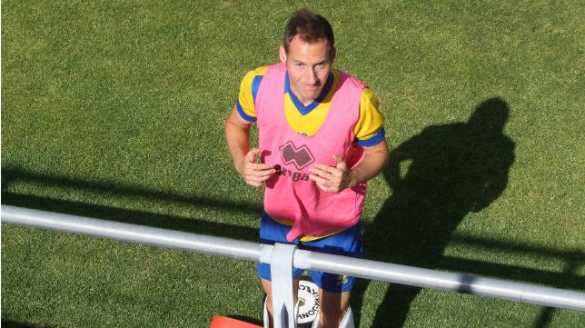 Migue García puede tener opciones de jugar ante el Bilbao Athletic