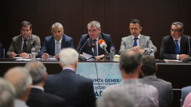 La Junta General de Accionistas estará presidida por Manuel Vizcaíno.