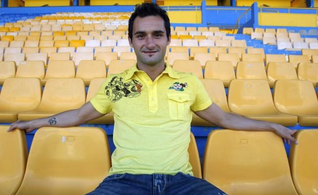 Cifu, ex jugador del Cádiz CF, apunta al San Roque de Lepe.