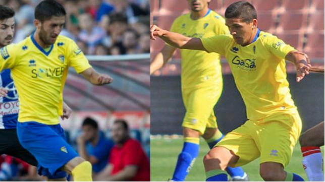 Fran Machado y Jon Ander Garrido podrían seguir en el Cádiz CF