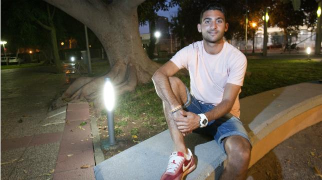 Arturo Rodríguez Pérez-Reverte podría acabar en el Cádiz CF.