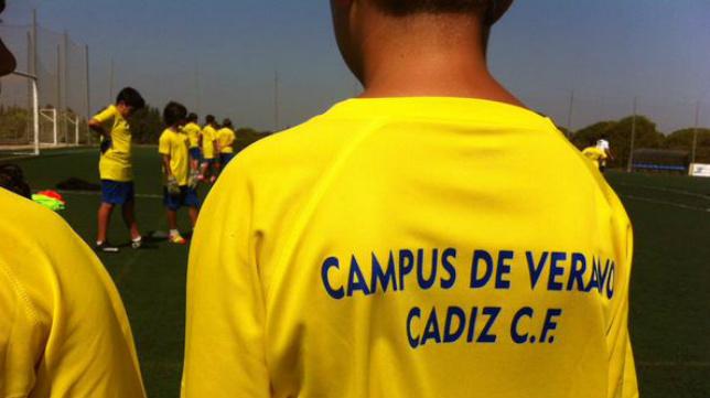 El Campus de Verano del Cádiz CF es una realidad otra temporada más.