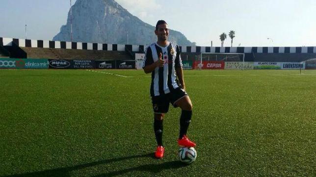 El balono Canario fue clave en la primera ronda de la Copa del Rey (LA LÍNEA DIGITAL)