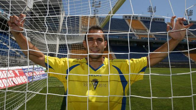 Ferreiro fue el jugador más destacado del Cádiz CF en la temporada 2011/12.
