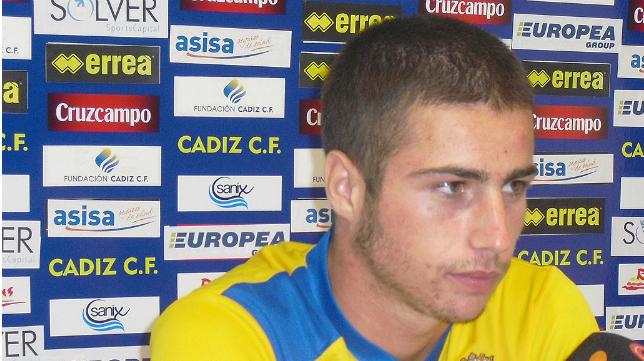 José Mari ya no es jugador del Cádiz CF