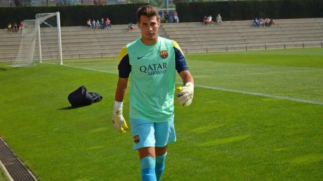 Guille Lara será portero del Cádiz CF.