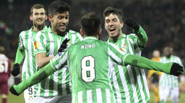 El centrocampista portuense Nono sería un gran refuerzo para el Cádiz CF.