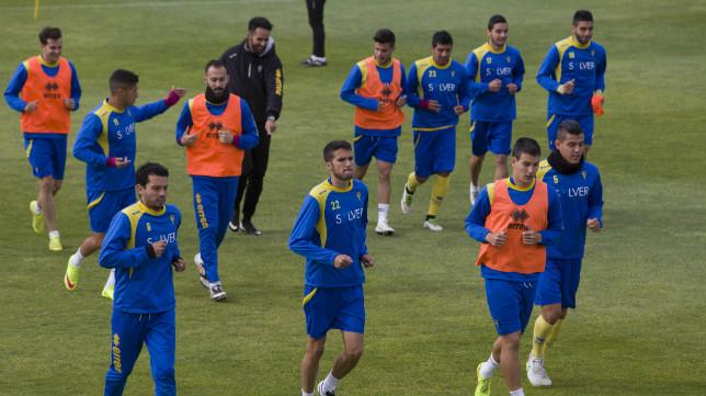 Los 22 jugadores que irán al primer entrenamiento no tendrá mucho que ver con la plantilla final del Cádiz CF.