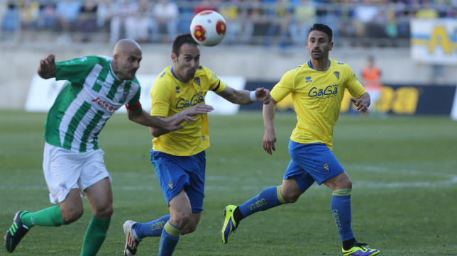 Sanluqueño y Cádiz se medirán en un amistoso el próximo día 1.