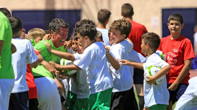 Sebastián Herrera volverá a entrenar después de cuatro años.