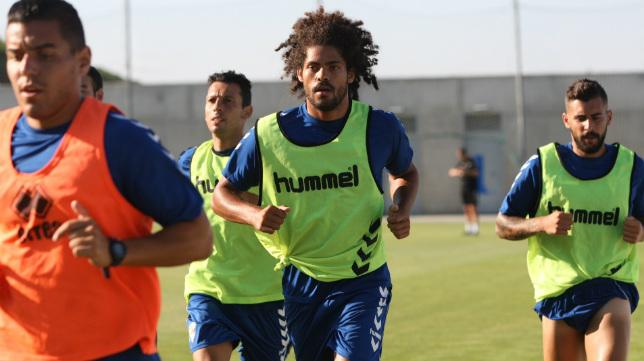 Aridane es seria duda para jugar en Sanlúcar