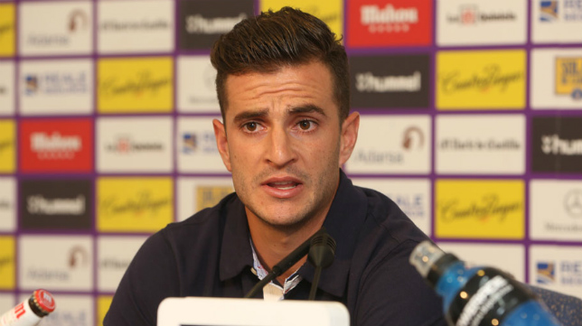 El excadista Juan Villar, jugador del CD Tenerife.