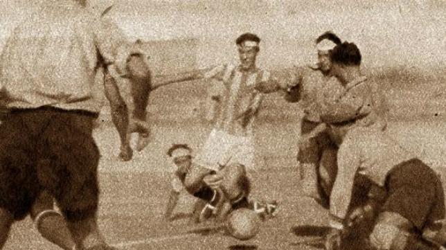 Hace 8 décadas el Cádiz subía por primera vez a Segunda División