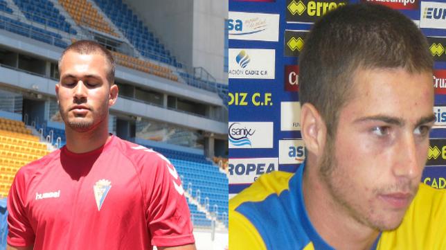 El meta Guille Lara y el canterano Jose Mari saldrán cedidos del Cádiz CF