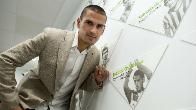 El gaditano Juanito analiza la situación del Cádiz CF.