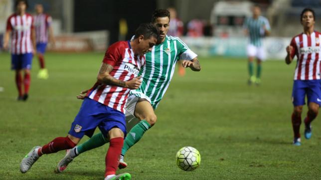El Atlético de Madrid ha vencido al Betis en la final.