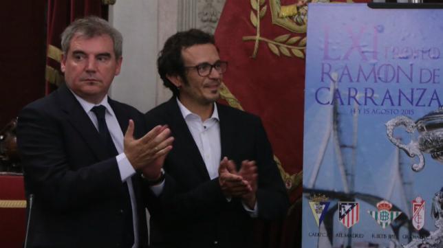 Ayuntamiento y Cádiz CF se perdonan deudas y establecen un calendario de pago.