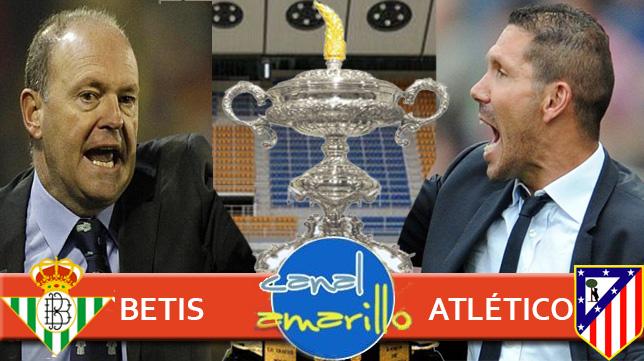Betis y Atlético buscan hacerse con un nuevo Trofeo Carranza