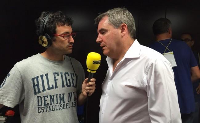 Ignacio de la Varga conducirá el programa SER Deportivos.