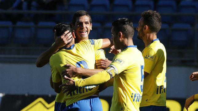 Garrido se ganó el año pasado el cariño de la afición del Cádiz CF y empezará la temporada como titular.