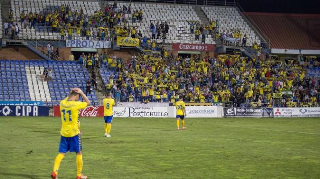 El Cádiz CF volverá a jugar en el Nuevo Colombino.