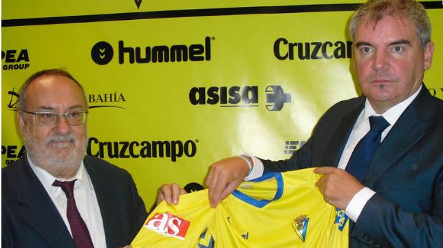 Alfredo Relaño y Manolo Vizcaíno