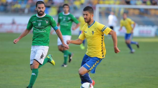 Cádiz CF y Villanovense están en los dieciseisavos de final de la Copa del Rey