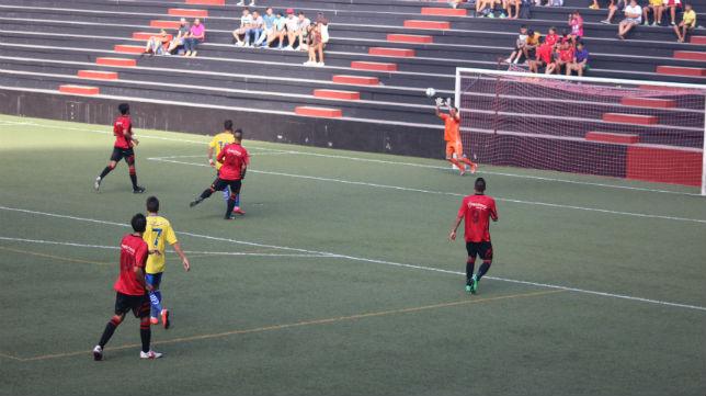 Mensajero y Cádiz se enfrentan en la Copa del Rey