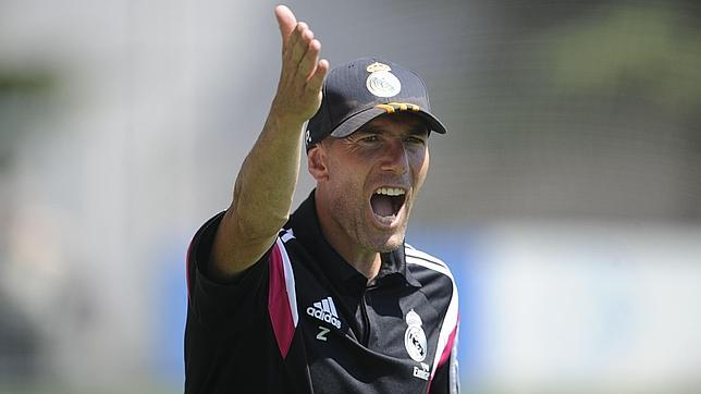 El Real Madrid Castilla de Zidane venció en el Silvestre Carrillo al CD Mensajero (1-2)