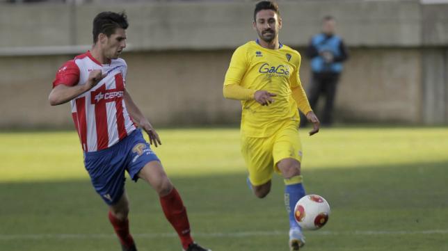 El Cádiz CF perdió 2-1 en su última visita a Algeciras.