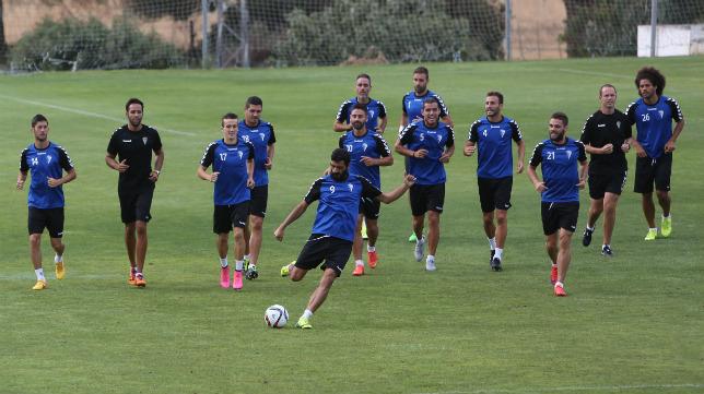 El Cádiz no ha ensayado los penaltis