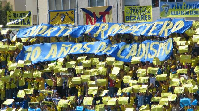 La pancarta de Norte Trompetero ha sido localizada