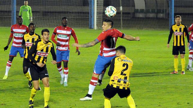 El Granada B empató en la primera jornada (3-3) frente al San Roque de Lepe.