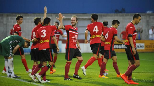 El CD Laredo está haciendo historia en la Copa del Rey