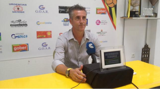 Alejandro Ceballos ha firmado por el Recreativo de Huelva