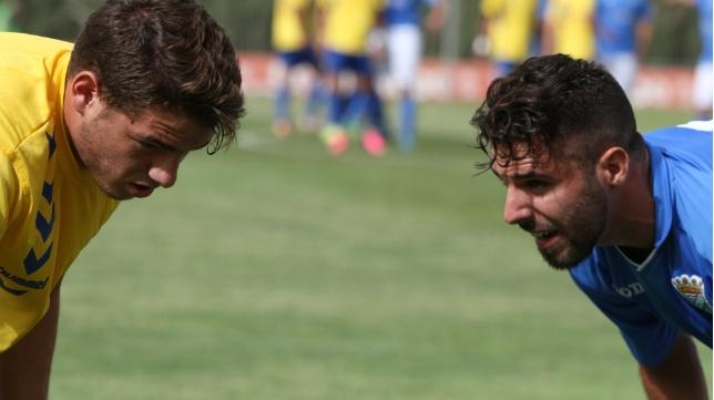 Cádiz CF B y Xerez CD se vuelven a ver las caras esta temporada