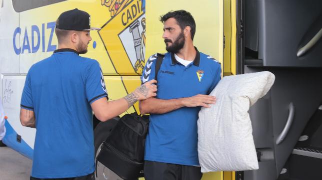 Dani Güiza estará mañana en Melilla