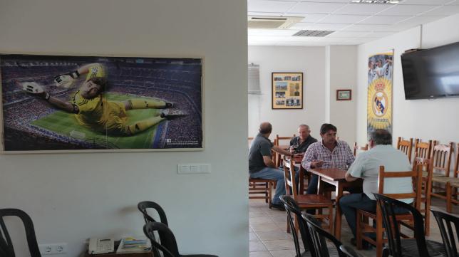 En la Peña Madridista Portuense están ilusionados con la eliminatoria copera entre Cádiz CF y Real Madrid
